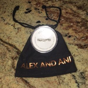 Brand new Alex and ani adjustable sea sultry ring